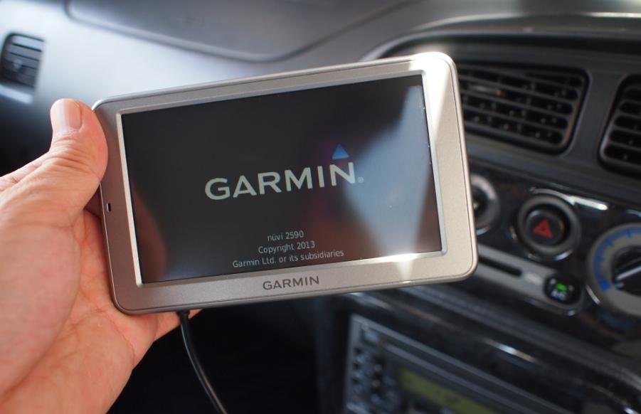 GARMIN nuvi 2590激安ポータブルナビのレビュー!ガーミンイケてる?
