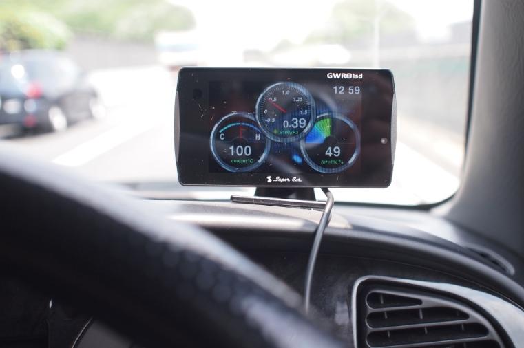 外車用OBD2接続方法、コネクターと変換