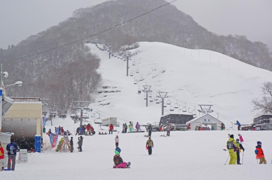 伊吹山スキー場