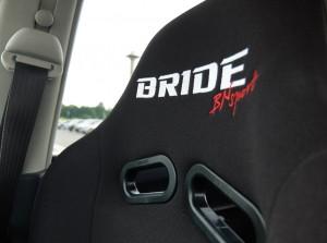 BRIDEフルバケットシートEXAS3