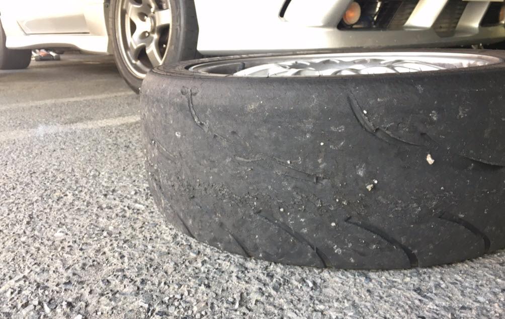 ナンカンAR-1で最後のグリップ走行アタックシーズン終了と車載動画