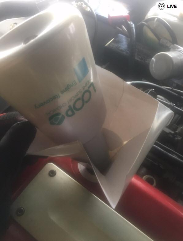 おすすめエンジンオイル添加剤注入シュアラスターLoopエンジンリカバリーの評価と愛車の症状