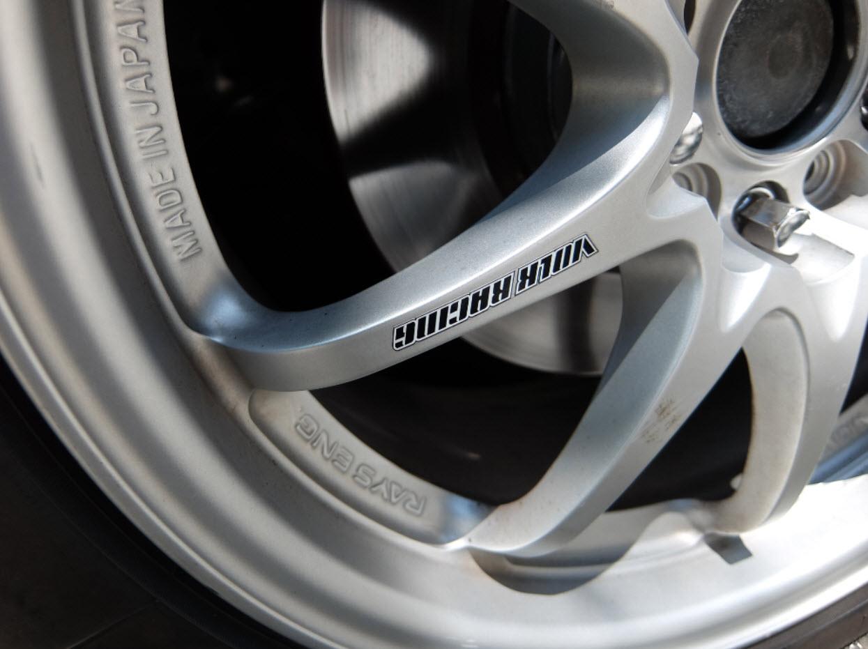 FRでリアタイヤを太くする理由はタイムを短縮するためRAYS CE28N中古ホイール購入レポ
