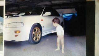 昔乗ってた車の写真SUBARU IMPREZA WRX Type-R STI Ver5